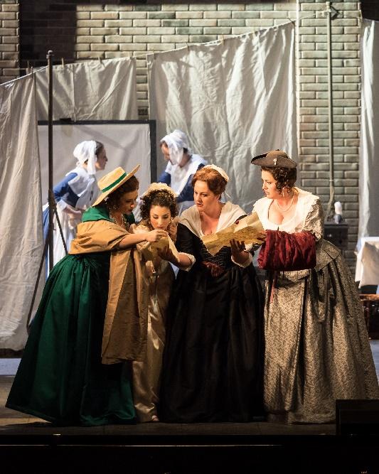 Giuseppe Verdi, Falstaff,  Wiener Staatsoper