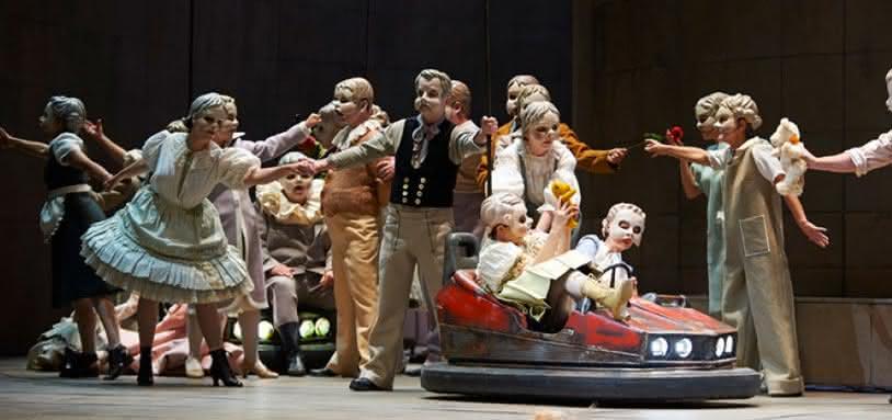 Charles Gounod, Faust,  Deutsche Oper Berlin