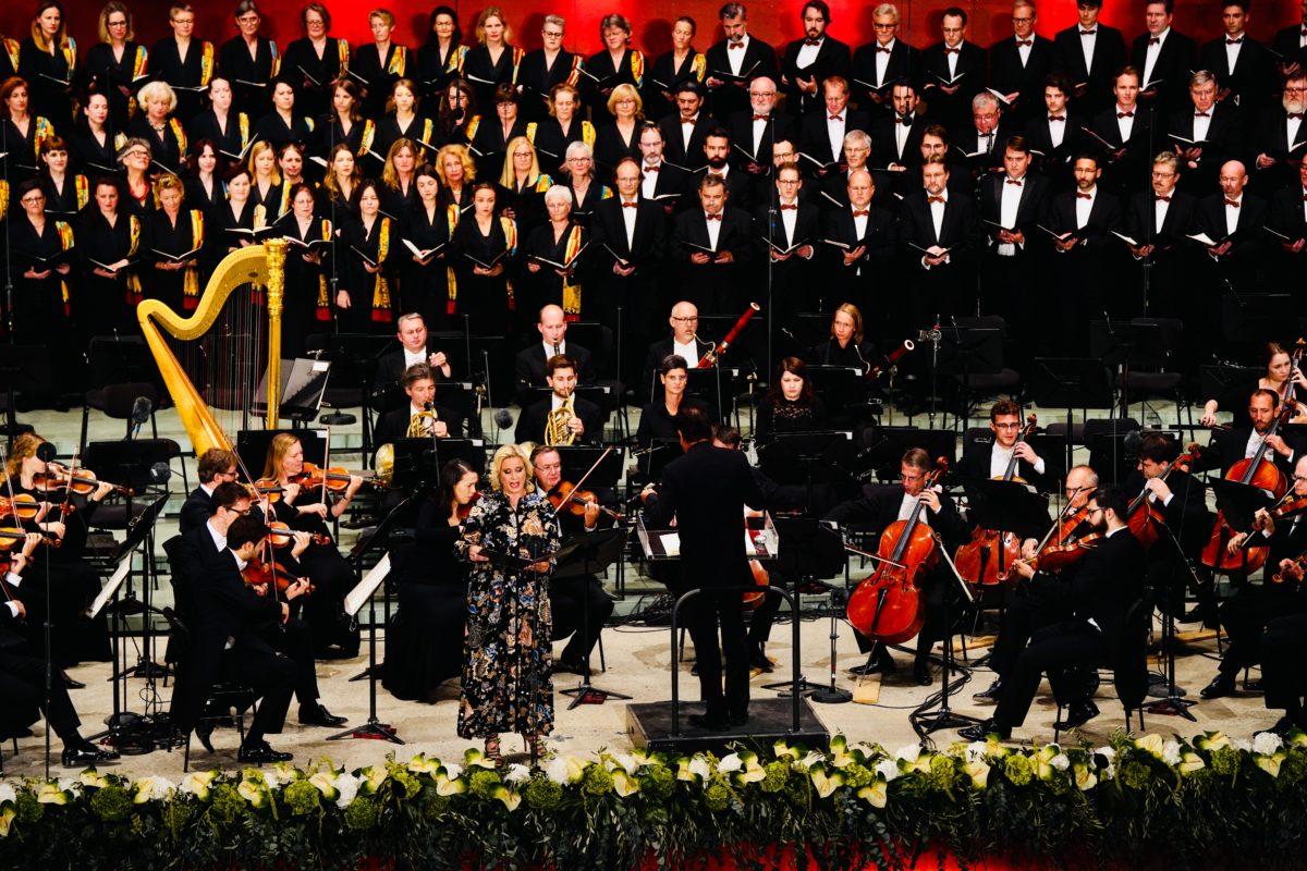 Eröffnungskonzert zum Grafenegg-Festival, Wolkenturm, 16. August 2019 und Konzert am 18. August 2019