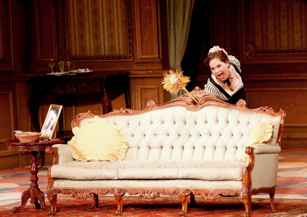 Johann Strauss Sohn, Die Fledermaus, 26.9.17,  Volksoper Wien