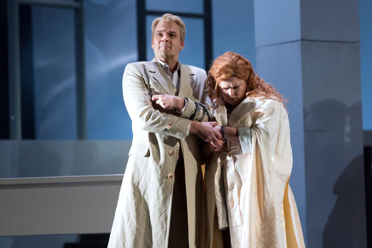 Richard Wagner, Der Ring des Nibelungen, 10. bis 13. Mai 2018,  Oper Leipzig