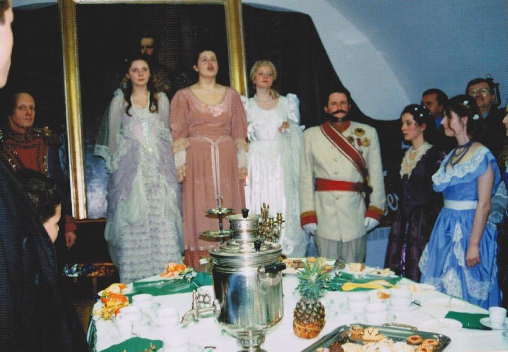 Ladas Klassikwelt 52: Mein Auftritt für… Kaiser Franz Joseph