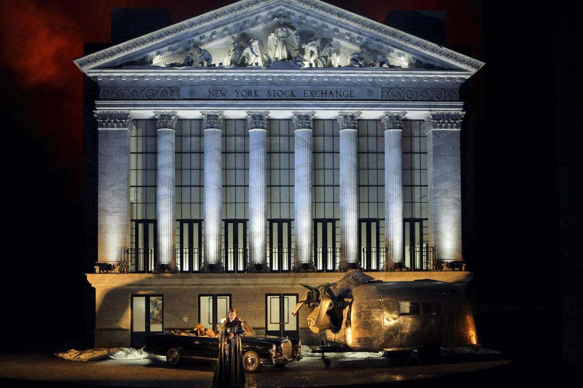 Richard Wagner, Götterdämmerung Bayreuther Festspiele, 13. August 2017