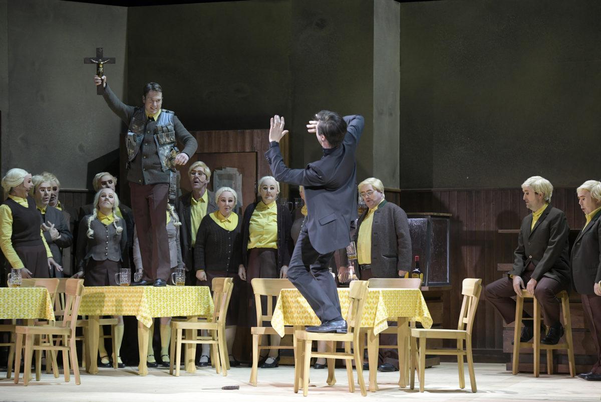Charles Gounod, Faust, Braunschweiger Staatstheater, 23. Oktober 2019