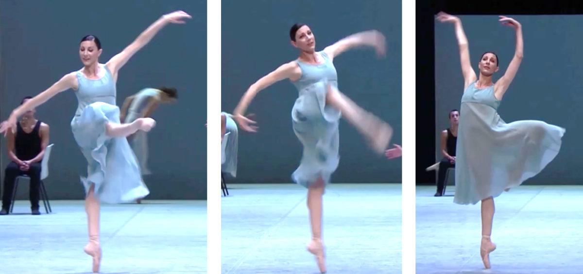 """Ghost Light"", Ballett von John Neumeier,  Hamburg Ballett, 16. Juni 2021"