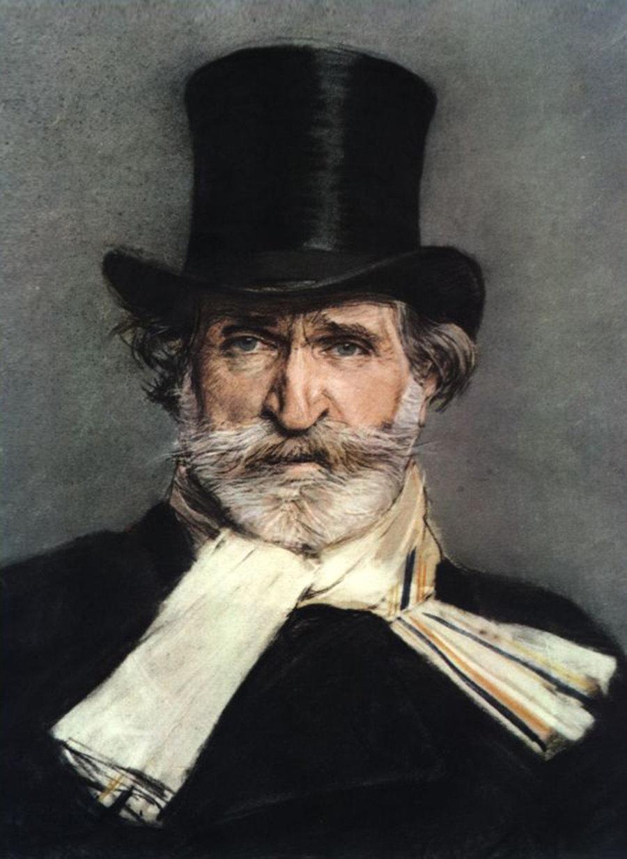 Lieses Klassikwelt (72): Giuseppe Verdi zum 120. Todestag