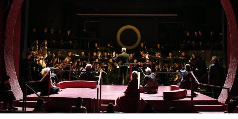 Richard Wagner, Götterdämmerung,  Stadttheater Minden