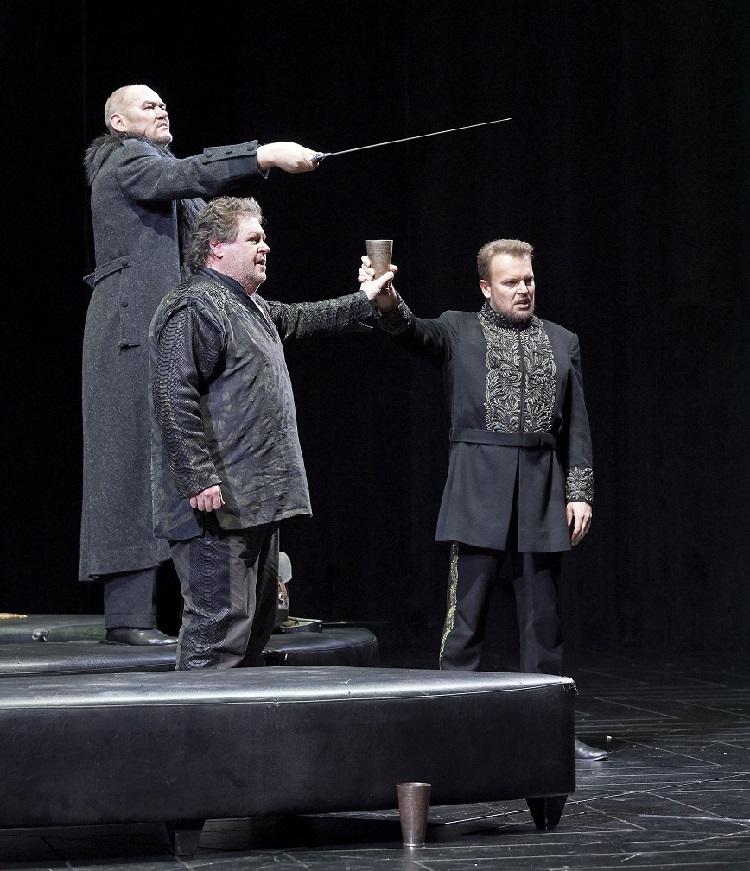 Richard Wagner, Die Götterdämmerung,  Wiener Staatsoper