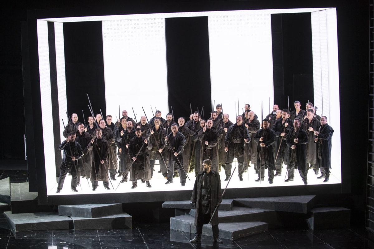 Richard Wagner, Siegfried und Götterdämmerung,  Oper Genf / GRAND THÉÂTRE DE GENÈVE, 15. und 17. März 2018