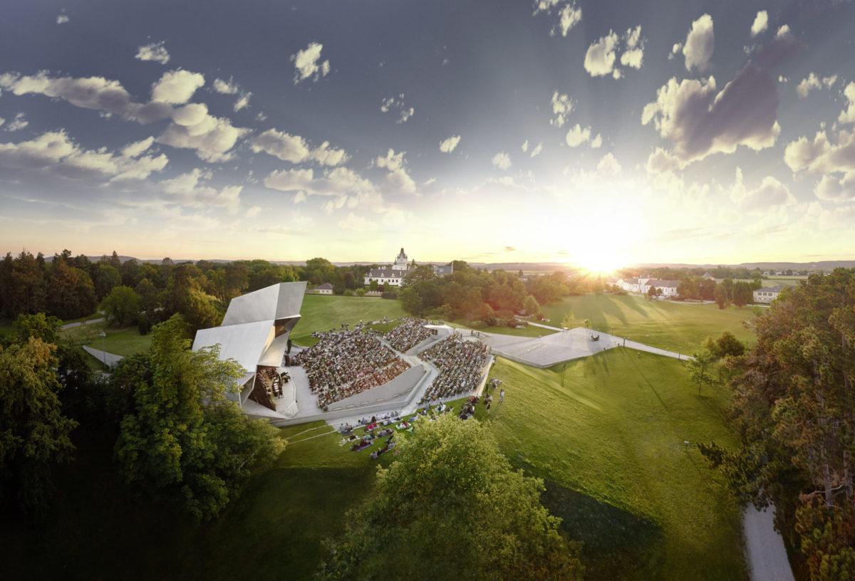 Wo sich die Stars die Klinke in die Hand geben,  Grafenegg-Festival 2020