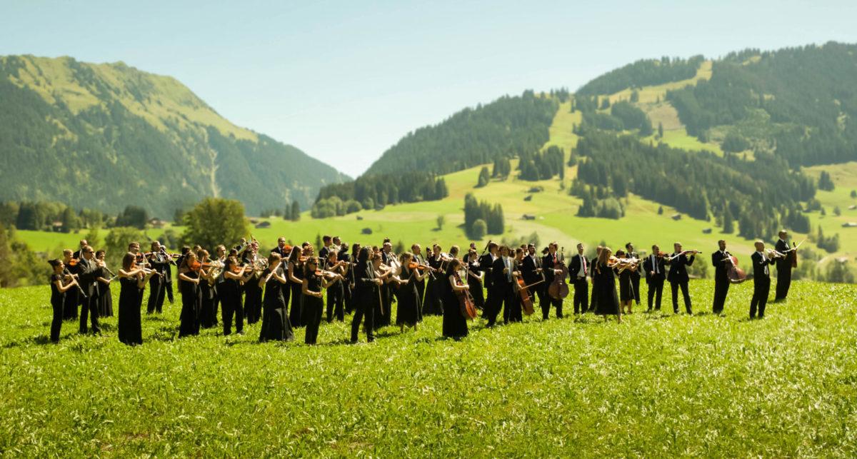 Gstaad Festival Orchestra, Seong-Jin Cho, Manfred Honeck, Christoph Müller,  Basel, 13. Februar 2020