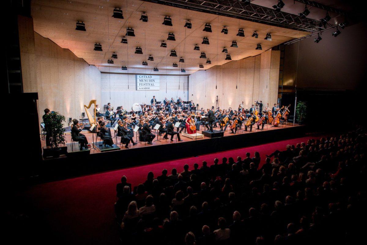 Absage der 64. Ausgabe von Gstaad Menuhin Festival & Academy – «WIEN»