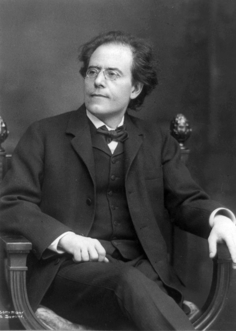 "Meine Lieblingsmusik (63): Gustav Mahler ""Sinfonie Nr. 3 in d-moll"" (1896)"