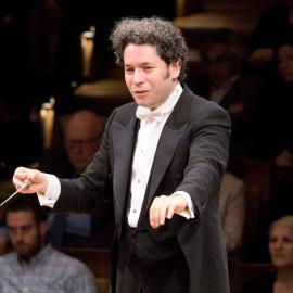 Berliner Philharmoniker, Gustavo Dudamel, Mahler, Bernstein,  Philharmonie Berlin