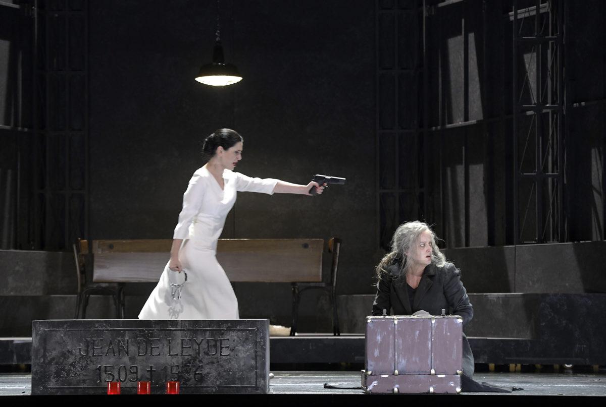 Giacomo Meyerbeer, Le Prophète,  Deutsche Oper Berlin