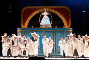 "Jacques Offenbach, ""Les Contes d'Hoffmann"" (Premiere),  Staatsoper Hamburg, 4. September 2021"
