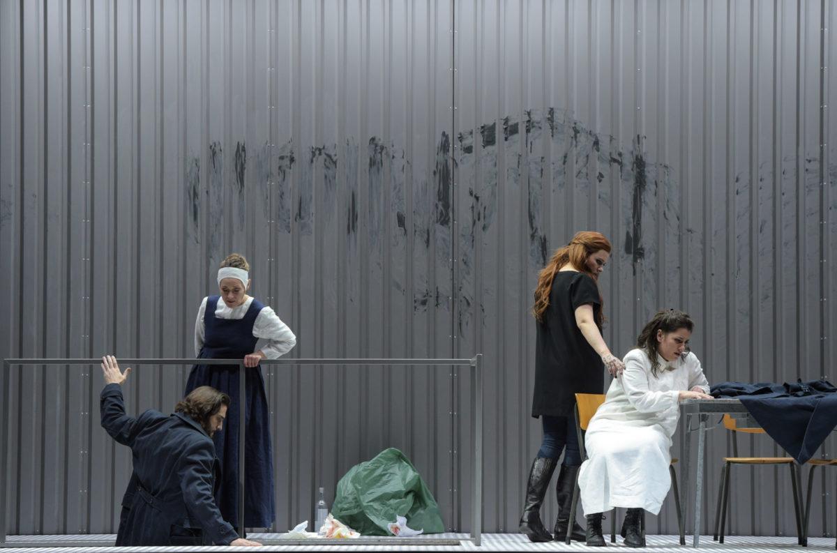 """Vincenzo Bellini, """"Norma"""",  Premiere A, Hamburgische Staatsoper, 8. März 2020"""