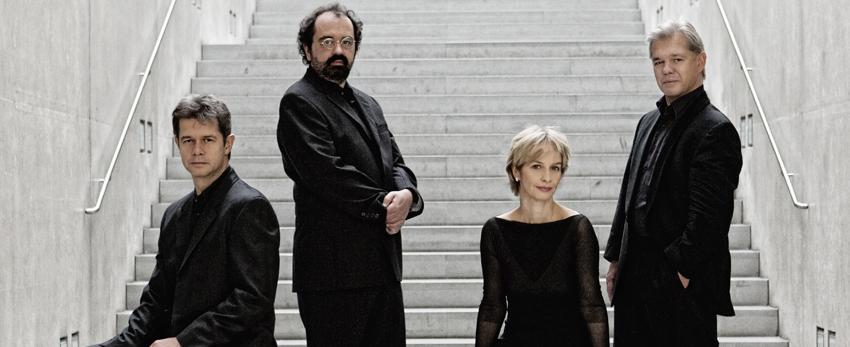 Hagen Quartett,  Dresden, Palais im Großen Garten, 28. Mai 2019