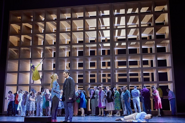 Giuseppe Verdi,Messa da Requiem,  Hamburgische Staatsoper, 8. Januar 2019