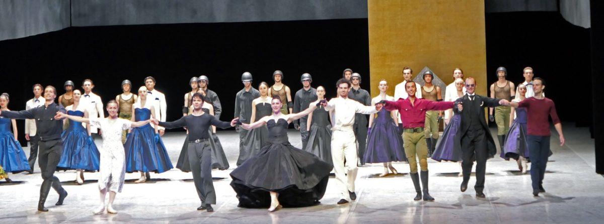 Hamlet 21, Ballett von John Neumeier,  Hamburg Ballett, 14. Juni 2021