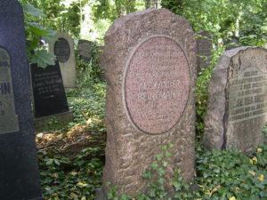 Sommereggers Klassikwelt 34: Auf verwachsenen Pfaden – der Jüdische Friedhof Weissensee