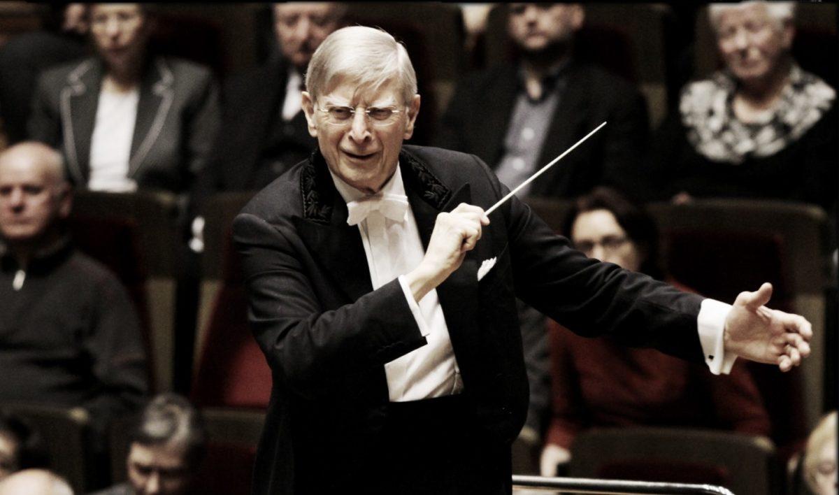 Sächsische Staatskapelle Dresden, Herbert Blomstedt, Leif Ove Andsnes,  Philharmonie Berlin