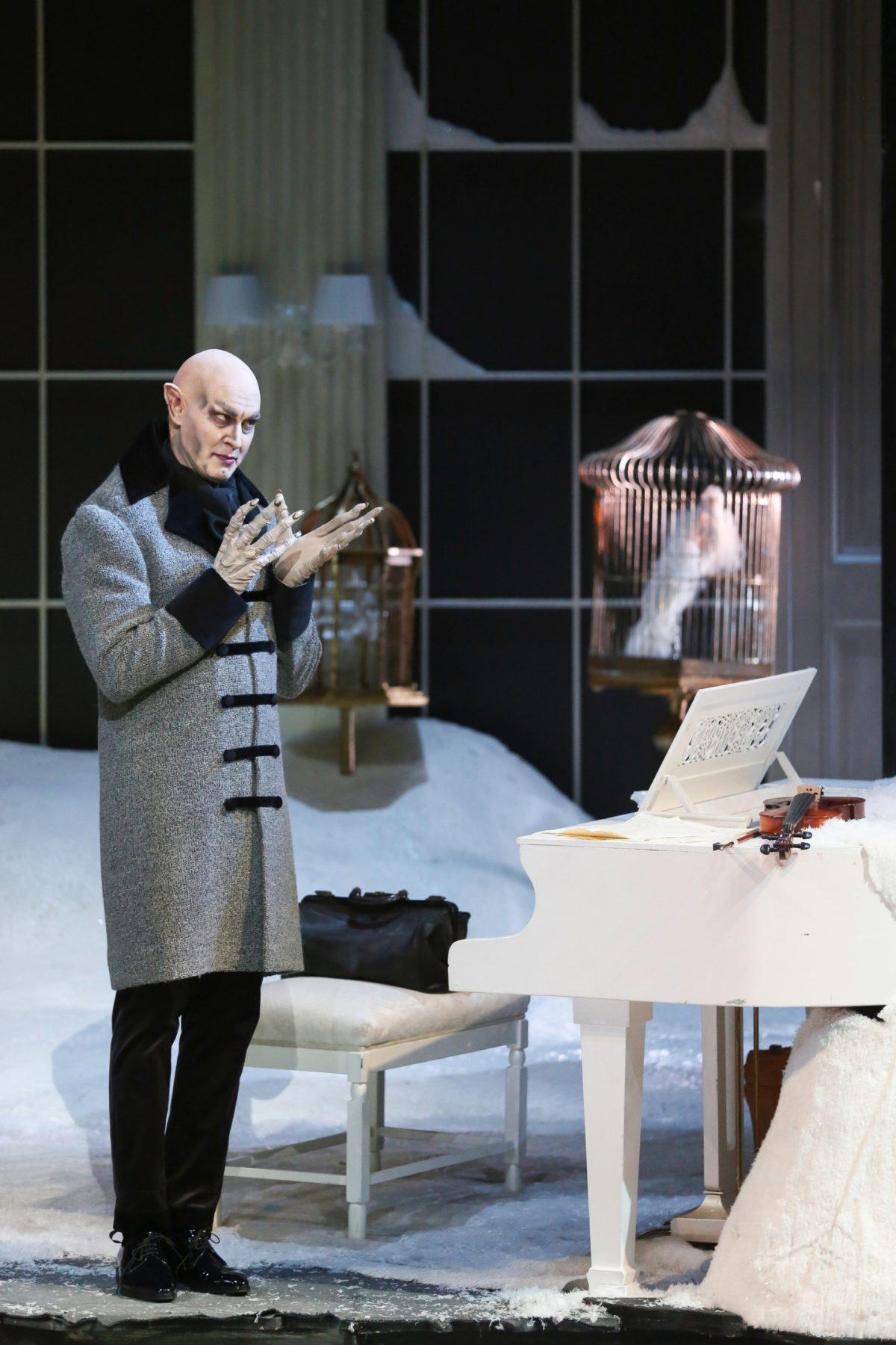 Jacques Offenbach, Hoffmanns Erzählungen,  Volksoper Wien