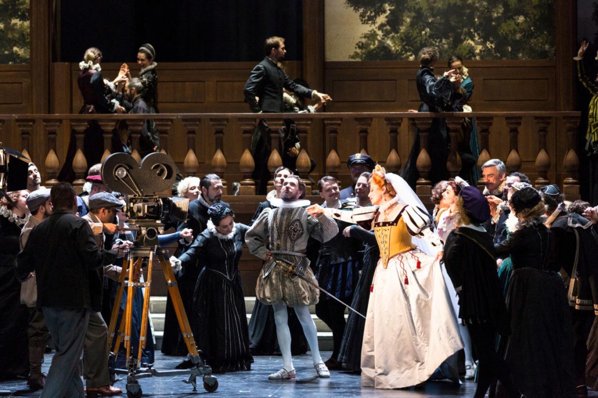 Giacomo Meyerbeer, Les Huguenots,  Grand Théâtre de Genève, 28. Februar 2020