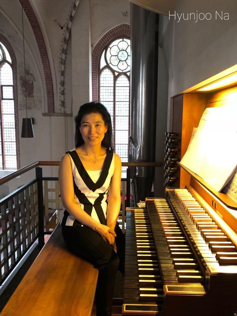 Frauenklang 7: Interview mit der Organistin Hyunjoo Na
