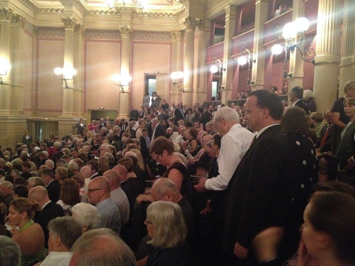 Online-Kartensofortverkauf der Bayreuther Festspiele verschoben  Bayreuther Festspiele