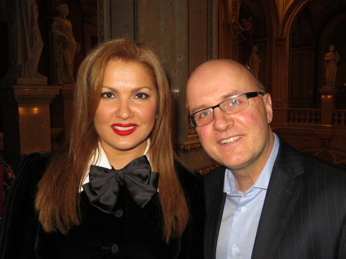 Anna Netrebko wird österreichische Kammersängerin