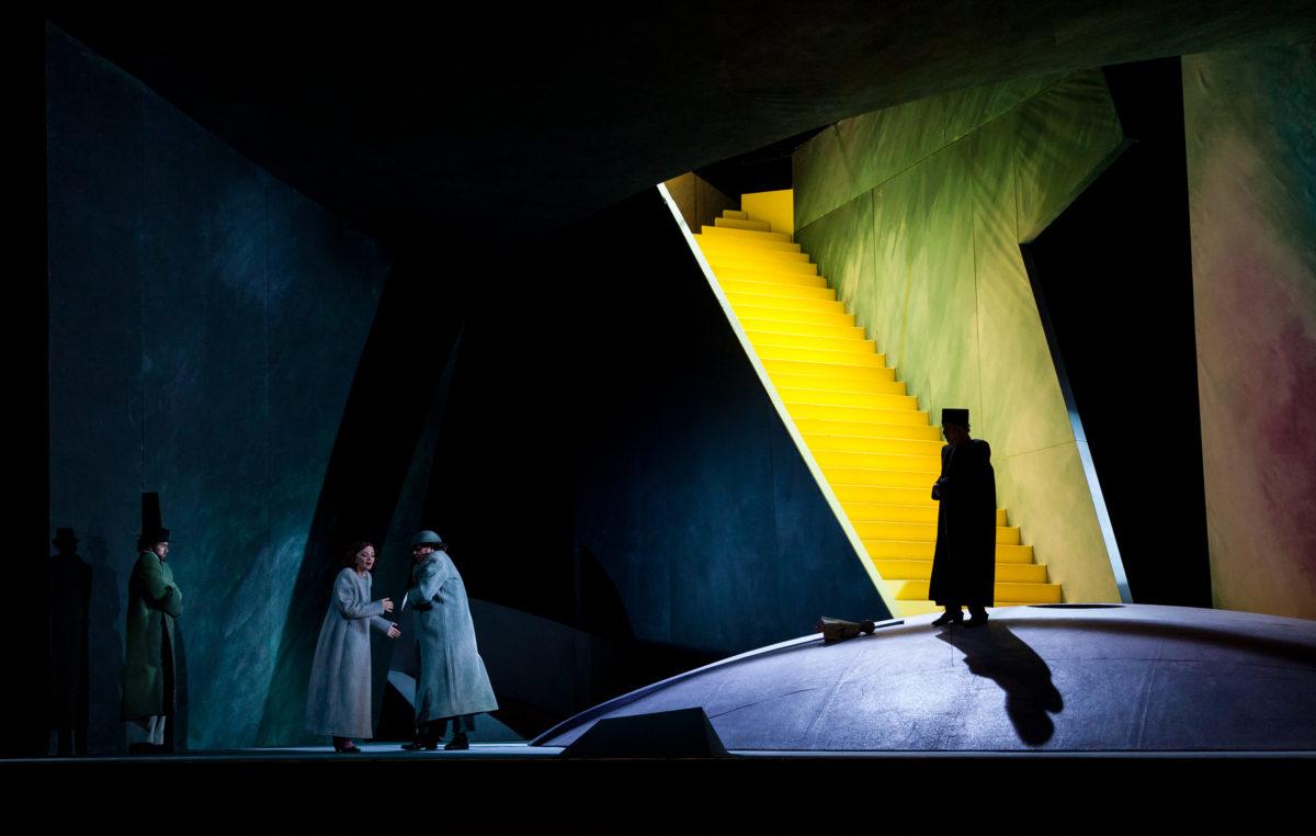 Claude Débussy, Pelléas et Mélisande, Staatsoper Unter den Linden, Berlin, 14. Juni 2018