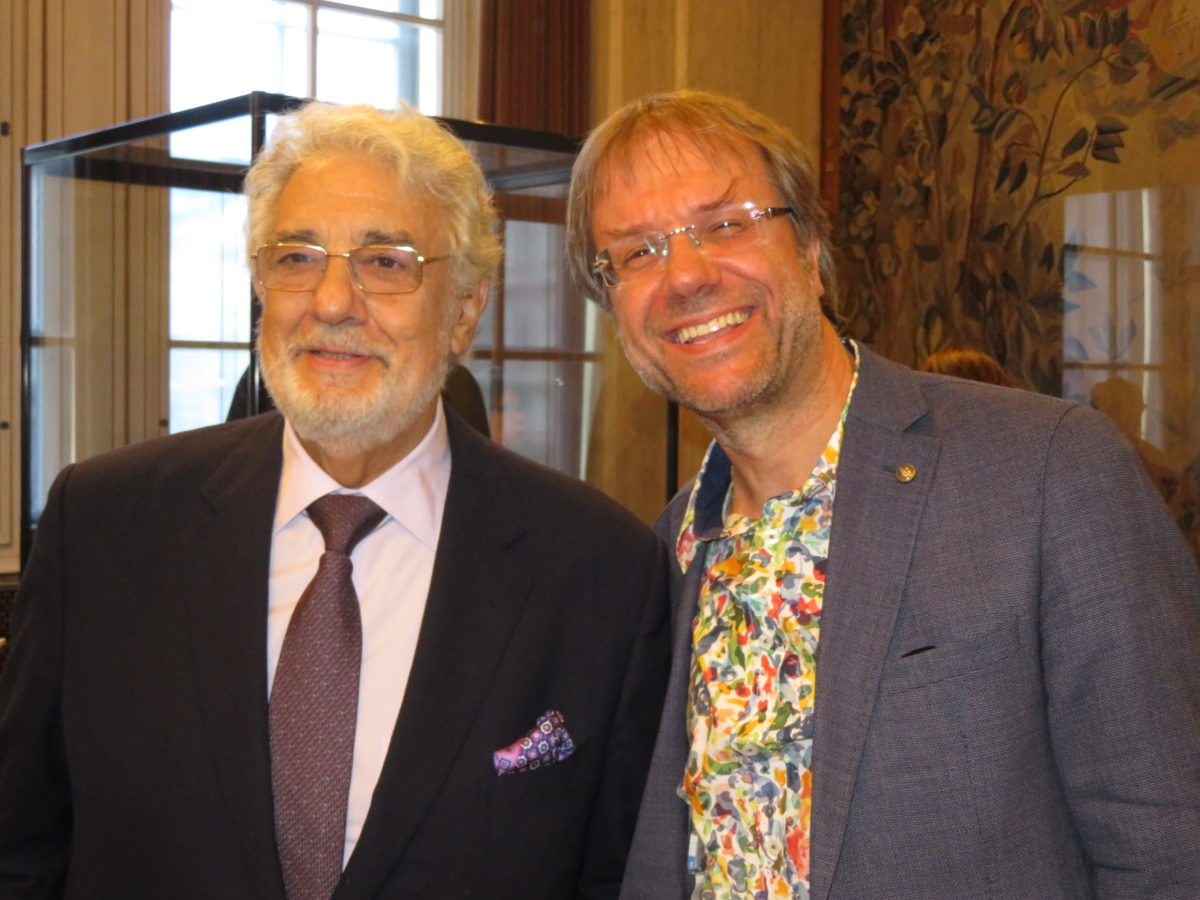 50 Jahre Plácido Domingo an der Wiener Staatsoper