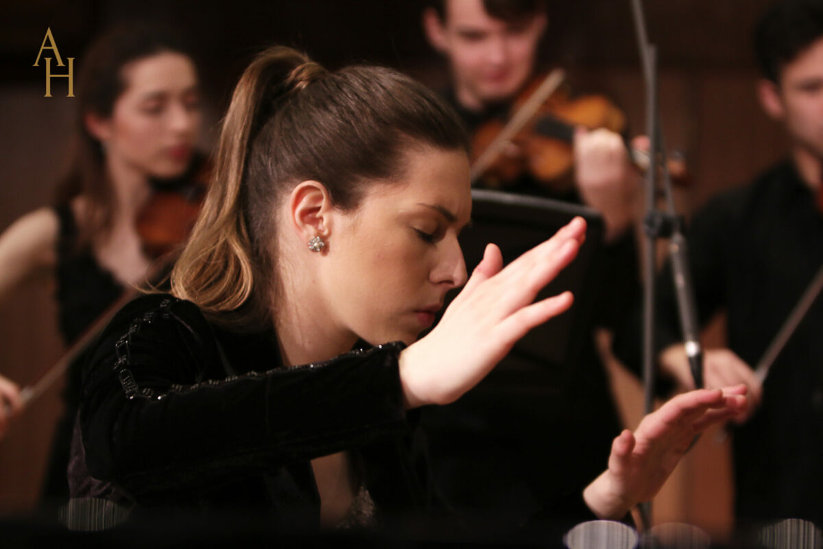 """Interview, Anna Handler, """"Musik mache ich mit Menschen und für Menschen"""", Teil 1"""