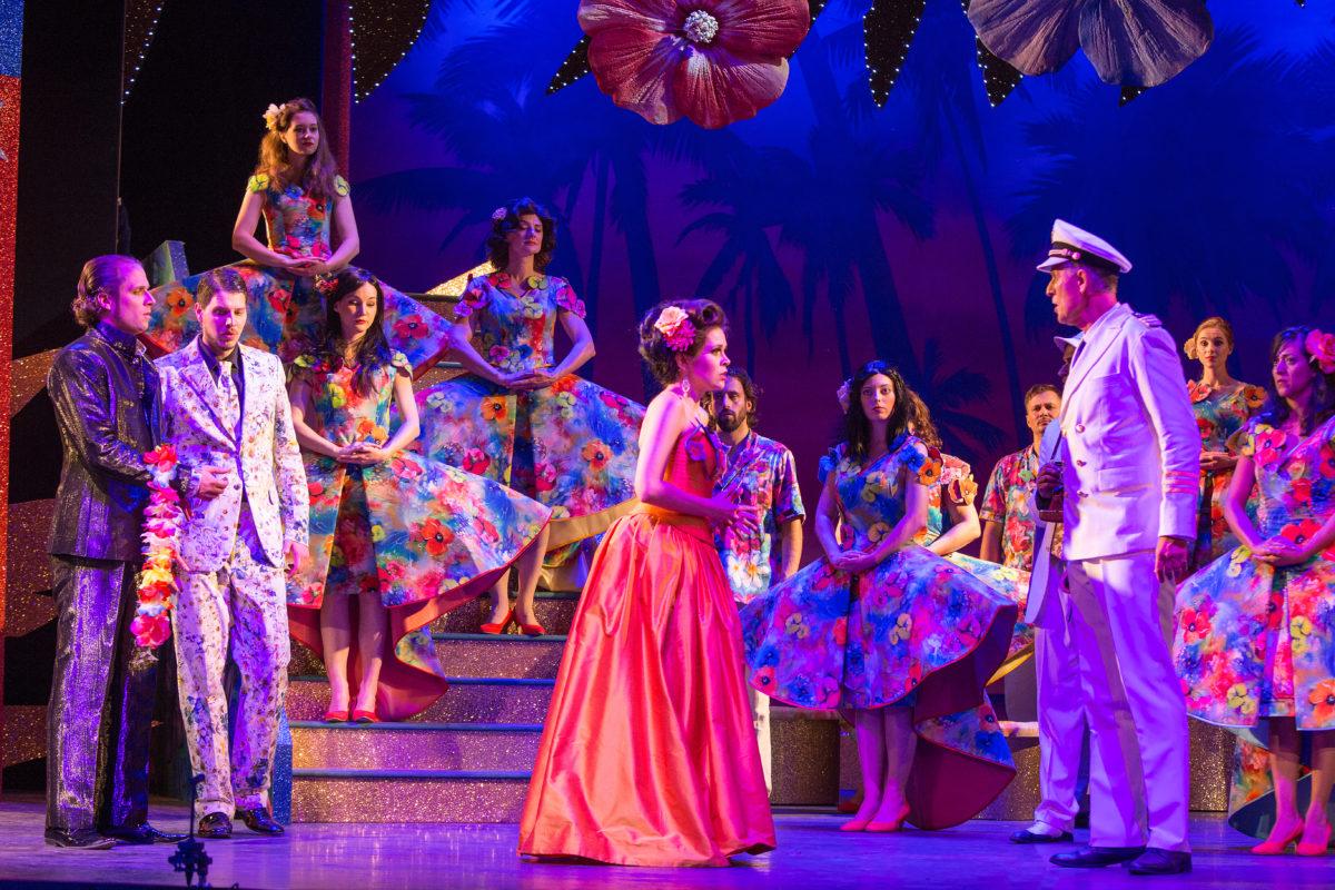 Paul Abraham, Die Blume von Hawaii,  Kongress & TheaterHaus Bad Ischl