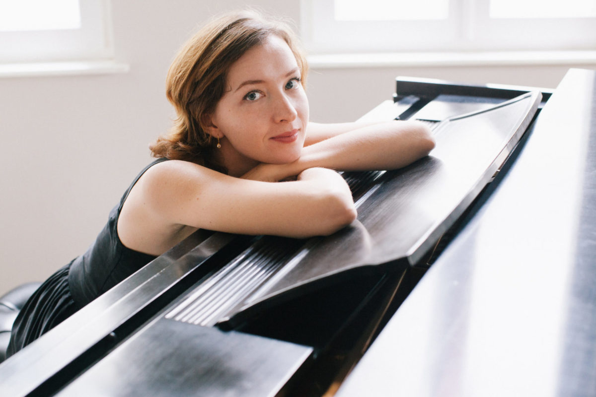 Anna Kavalerova – Themes and Variations,  CD-Besprechung