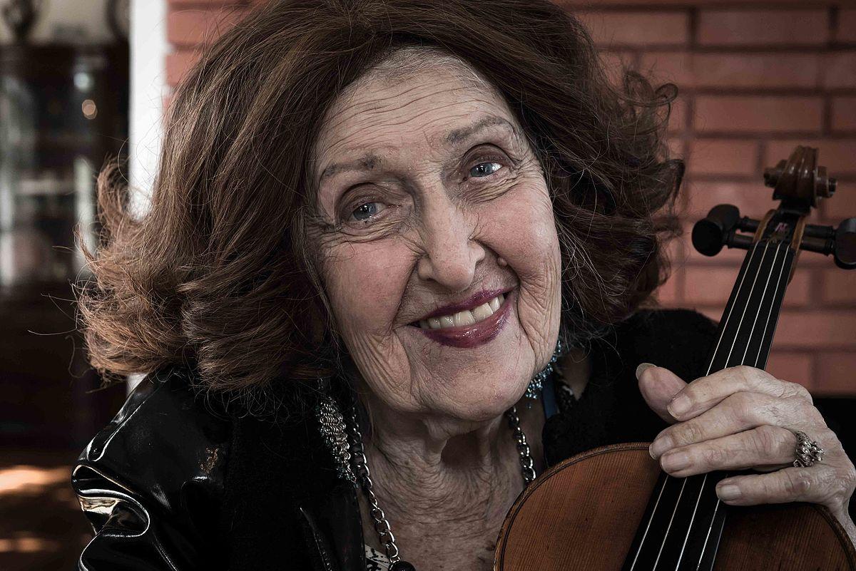 Sommereggers Klassikwelt 45: Ida Haendel – der Gesang der Stradivari