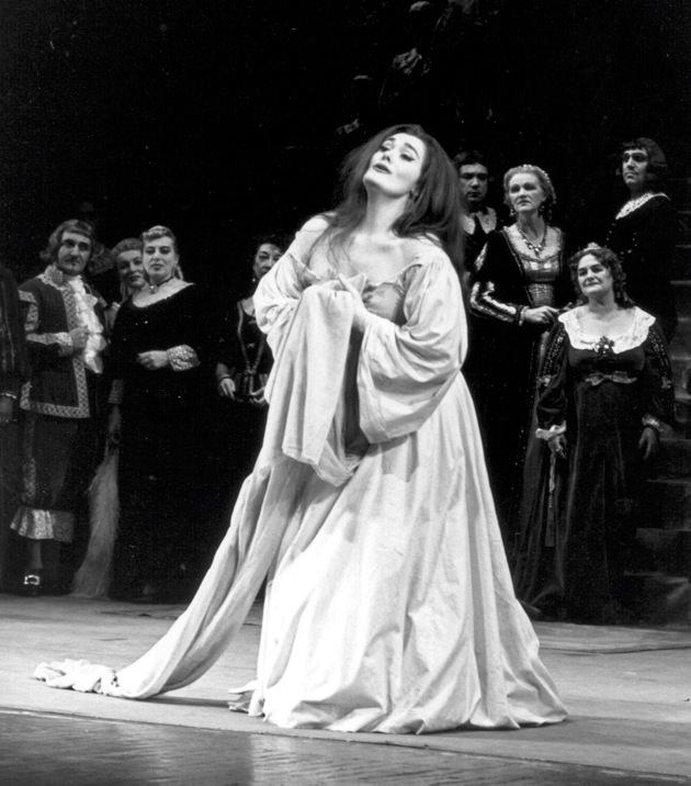 Meine Lieblingsoper 29: Lucia di Lammermoor von Gaetano Donizetti