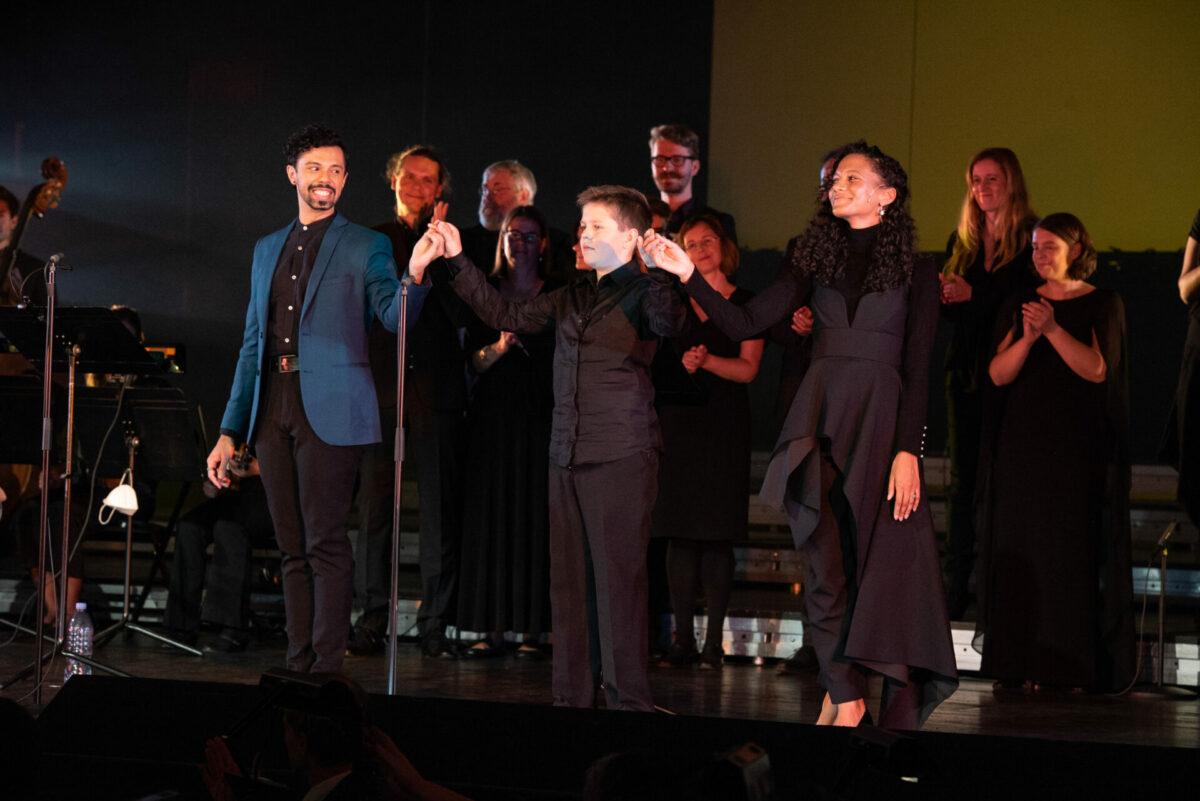 C. W. Gluck: Orfeo ed Euridice (konzertant),  Stadttheater Fürth, 16. September 2021