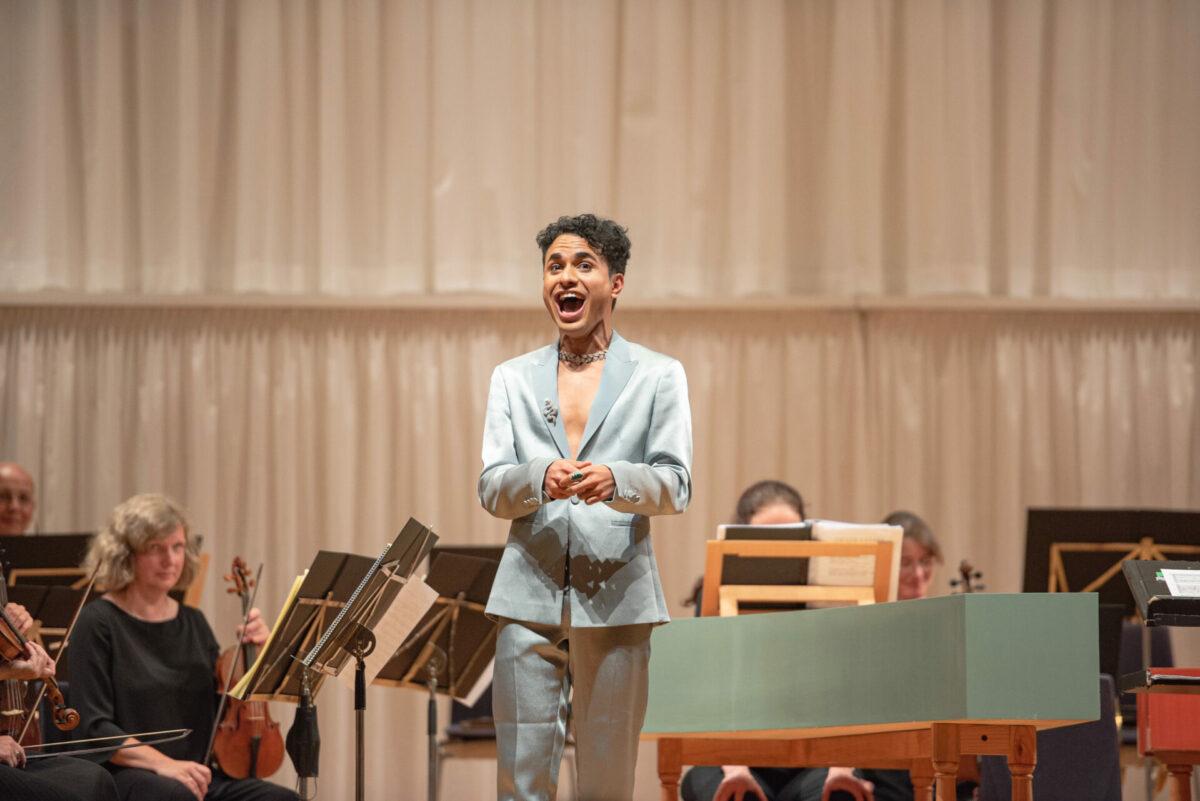 Samuel Mariño, Händelfestspielorchester Halle,Michael Hofstetter  Gluck-Festspiele, Reitstadel Neumarkt, 17. September 2021