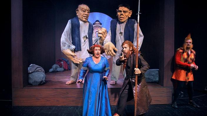 Kinderoper – Bayreuther Festspiele, Der Ring des Nibelungen, 4. August 2018