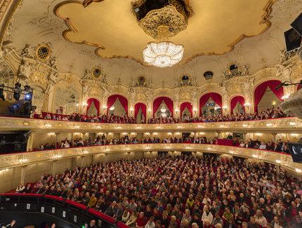 Komische Oper Berlin, Spielplan bis Dezember 2020  Komische Oper Berlin