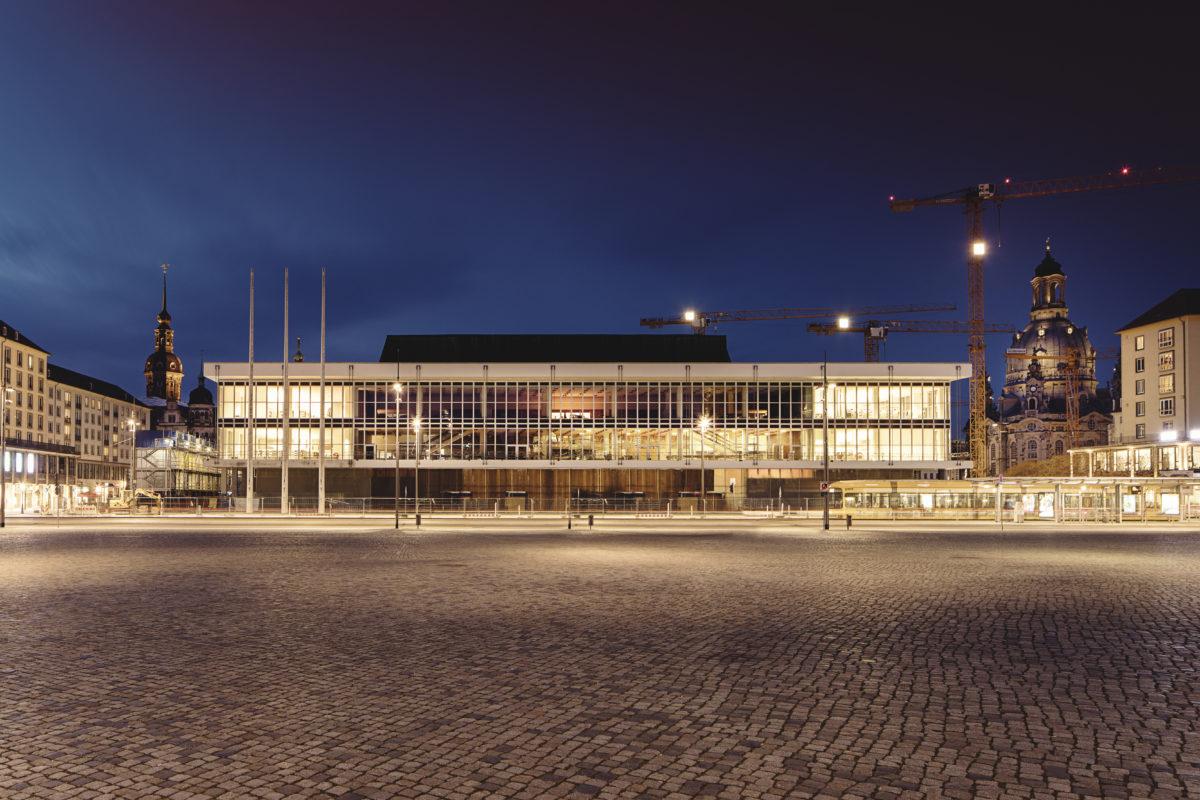 Dresdner Festspielorchester – Bolton – Sabadus Kulturpalast Dresden,14. Dezember 2018