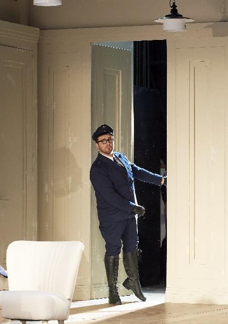 Gioachino Antonio Rossini,La Cenerentola, Wiener Staatsoper, 3. Februar 2019