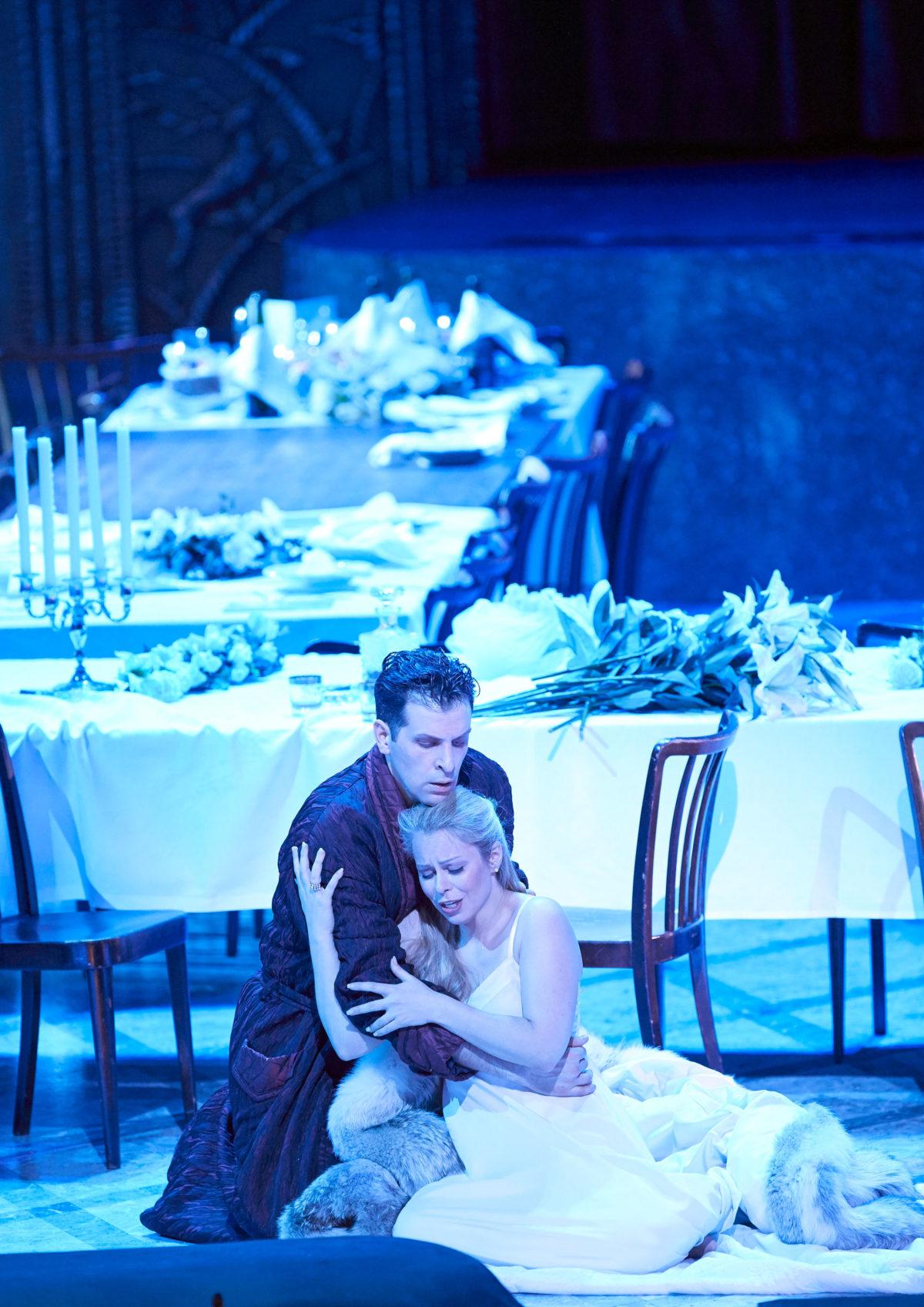 La sonnambula, V. Bellini,  Wiener Staatsoper