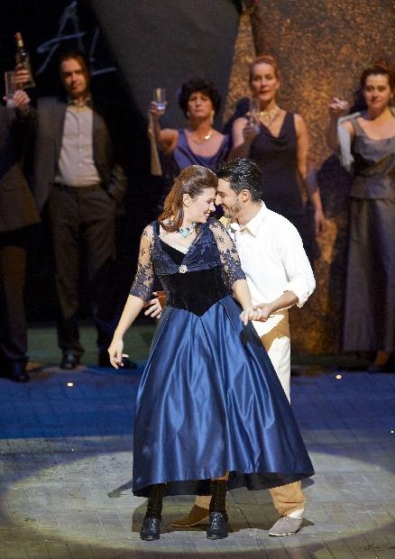La Traviata, Giuseppe Verdi,  Wiener Staatsoper
