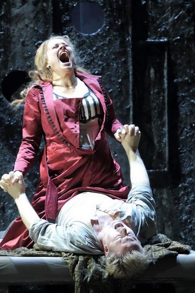 Dmitri Schostakowitsch, Lady Macbeth von Mzensk,  Bayerische Staatsoper