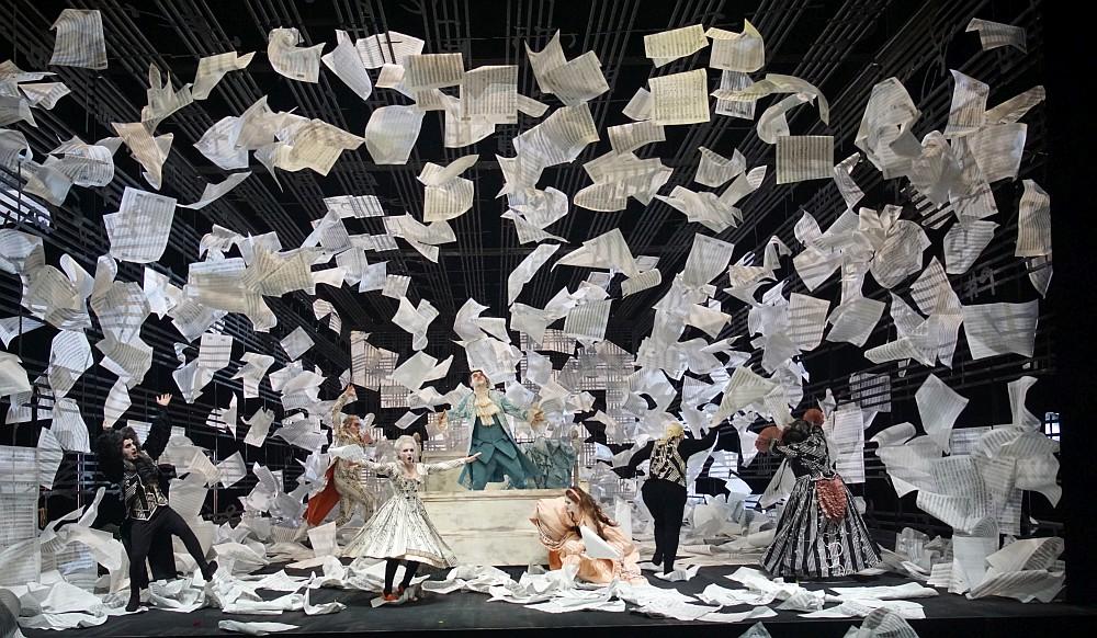 Wolfgang Amadeus Mozart, Le Nozze di Figaro,  Staatsoper Hamburg