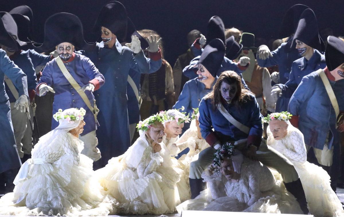 Giuseppe Verdi, Les Vêpres siciliennes, Nationaltheater München, 26. Juli 2018