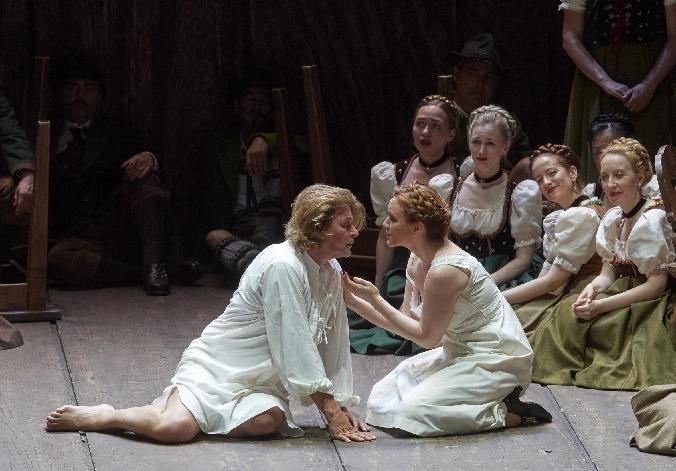 Lohengrin, Richard Wagner  Wiener Staatsoper, 19. Juni 2021